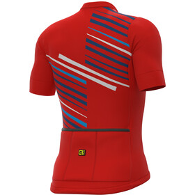 Alé Cycling Solid Flash SS Jersey Men red